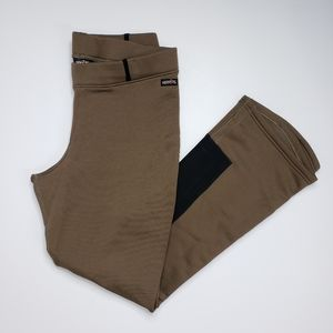 Kerrits Brown Fleece Lined Bootcut Winter Pants